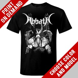 Abbath - Tour 2020 - Print on demand