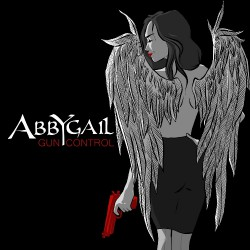 Abbygail - Gun Control - CD DIGIPAK
