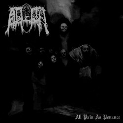 Abduction - All Pain As Penance - CD