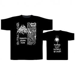Abhomine - Proselyte Parasite Plague - T-shirt (Men)