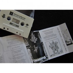 Abigor - Höllenzwang (Chronicles of Perdition) - CASSETTE COLOURED