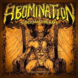 Abomination - Suicidal Dreams - CD