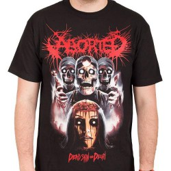 Aborted - Dead Skin - T-shirt (Men)