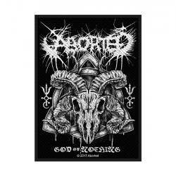 Aborted - God Of Nothing - Patch