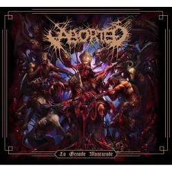 Aborted - La Grande Mascarade - CD EP