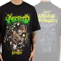 Aborted - Surgical Abomination - T-shirt (Men)