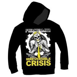 Aborym - Irreversible Crisis - Hooded Sweat Shirt (Men)