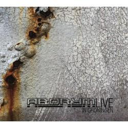 Aborym - Live In Groningen - CD DIGIPAK