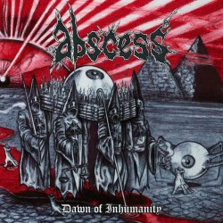 Abscess - Dawn of Inhumanity - CD SUPER JEWEL