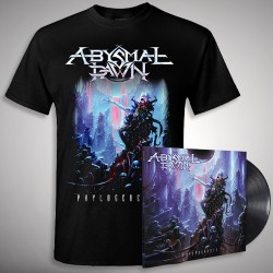 Abysmal Dawn - Bundle 3 - LP gatefold + T-shirt bundle (Men)