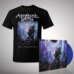 Abysmal Dawn - Bundle 5 - LP gatefold coloured + T-shirt bundle (Men)