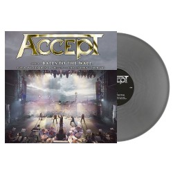 "Accept - Balls To The Wall (live) - 10"" coloured vinyl"