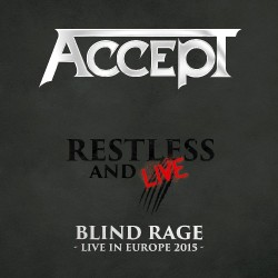 Accept - Restless and Live - DOUBLE CD