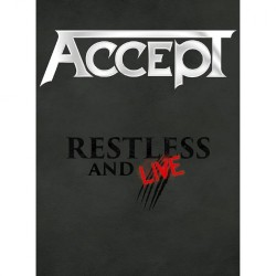 Accept - Restless and Live - DVD