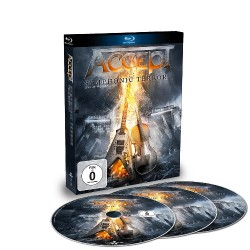 Accept - Symphonic Terror - Live at Wacken 2017 - BLU-RAY + 2CD DIGIPAK