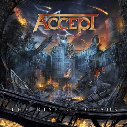 Accept - The Rise Of Chaos - CD
