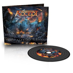 Accept - The Rise Of Chaos - CD DIGISLEEVE
