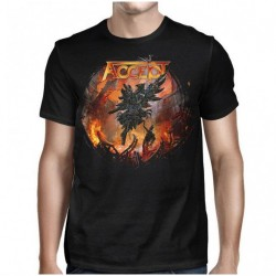 Accept - The Rise Of Chaos - T-shirt (Men)