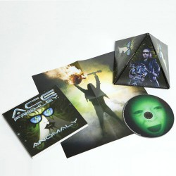 Ace Frehley - Anomaly - CD DIGIPAK