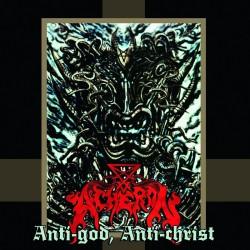 Acheron - Anti-God, Anti-Christ - LP COLOURED
