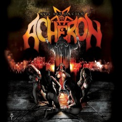 Acheron - Kult des Hasses - LP Gatefold Coloured