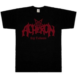 Acheron - Lex Talionis - T-shirt (Men)
