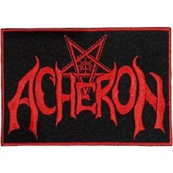 Acheron - Logo - EMBROIDERED PATCH