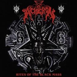 Acheron - Rites Of The Black Mass - CD