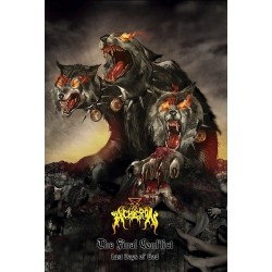 Acheron - The Final Conflict Last Days Of God - CD A5