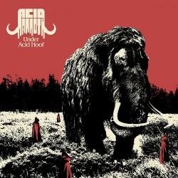 Acid Mammoth - Under Acid Hoof - CD DIGIPAK