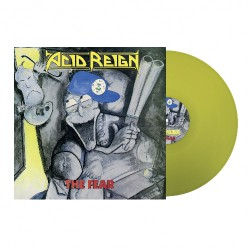 Acid Reign - The Fear - LP COLOURED