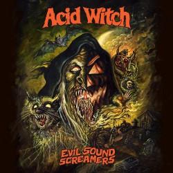 Acid Witch - Evil Sound Screamers - LP