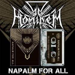 Ad Hominem - Napalm For All - CASSETTE