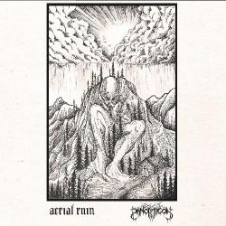 Aerial Ruin - Panopticon - Split - LP COLOURED