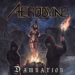 Aerodyne - Damnation - CD