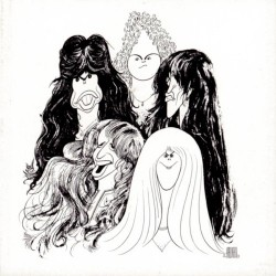 Aerosmith - Draw The Line - LP