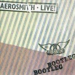 Aerosmith - Live! Bootleg - DOUBLE LP Gatefold