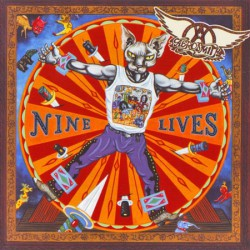 Aerosmith - Nine Lives - CD