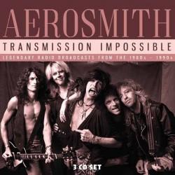 Aerosmith - Transmission Impossible - 3CD
