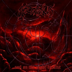 Aeternus - …And So The Night Became - DOUBLE LP Gatefold