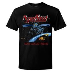 Agent Steel - Mad Locust Rising - T-shirt (Men)