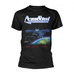 Agent Steel - Mad Locust Rising - T-shirt (Men)