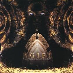 Agiel - Dark Pantheons Again Will Reign - CD