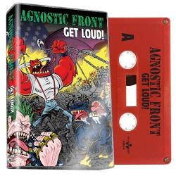 Agnostic Front - Get Loud! - CASSETTE