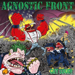 Agnostic Front - Get Loud! - LP COLOURED