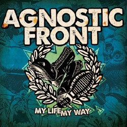 Agnostic Front - My Life, My Way - CD