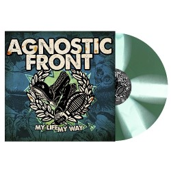 Agnostic Front - My Life, My Way - LP COLOURED