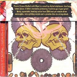 Agoraphobic Nosebleed - Frozen Corpse Stuffed With Dope - CD