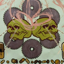 Agoraphobic Nosebleed - Frozen Corpse Stuffed With Dope - LP COLOURED