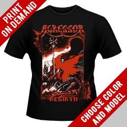 Agressor - Rebirth - Print on demand